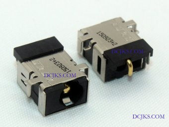 DC Jack for Asus R455LA R455LD R455LF R455LJ R455LN R455WA R455WE Power Connector Port Replacement Repair