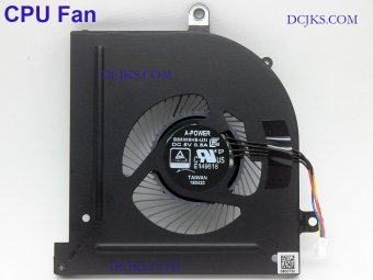 CPU GPU Fan for MSI GS73 Stealth 8RD 8RE 8RF MS-17B5 MS-17B6 MS-17B7