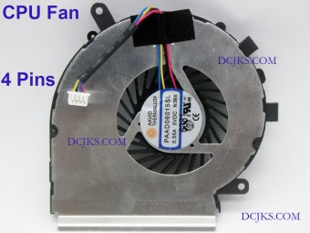 MSI GL62M GV62 7RC Fan Assembly Repair Replacement MS-16JD