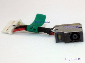 HP L11631-F25 L11631-S25 L11631-T25 L11631-Y25 CBL00822-0025 DC Jack IN Power Connector Cable DC-IN