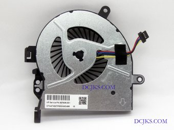 827040-001 837535-001 Fan for HP ProBook 450 455 470 G3 Replacement Repair
