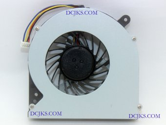 Toshiba Satellite C870 C870D C875 C875D Fan Assembly Replacement