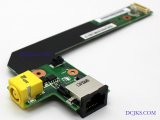 Lenovo ThinkPad Edge E420 E425 E520 E525 DC-IN Sub Card Power Jack Replacement 04W1867 04W2083