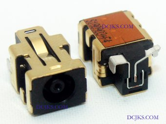 DC Jack for HP EliteBook 820 828 830 836 840 840R 846 848 850 G3 G4 G5 Power Connector Port Replacement Repair