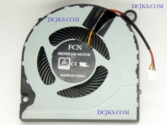 Acer Predator Helios 300 G3-571 G3-572 System Cooling Fan Assembly