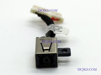 02TWG 002TWG DC Jack IN Cable for Dell Chromebook 7310 P66G Power Connector Port 450.05J02.0001
