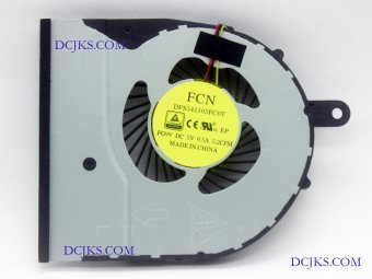 Dell Inspiron 15 5551 5552 5555 5558 5559 5566 P51F Fan Assembly Replacement FG9V DFS541105FC0T