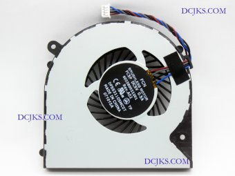 Laptop Fan for Toshiba Satellite L50-A L50D-A L50DT-A L50T-A L55-A L55D-A L55DT-A L55T-A Assembly Replacement